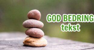 god-bedring